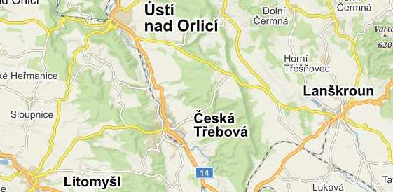 servis výpočetní techniky v České Třebové, Lanškroun, Svitavy, Ústí nad Orlicí